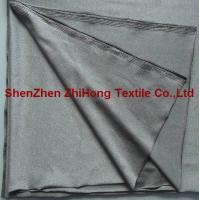 China RF Electromagnetic-shielding silver-plated 4-way elastic fabric on sale