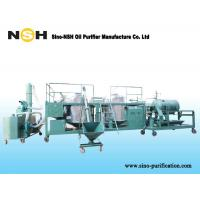 SINO-NSH GER Engine Oil Purification Plant Manufactures