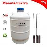 TIANCHI Semen Tank 20L Liquid Nitrogen Biological Container Price Manufactures