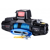 Buy cheap OEM BULL-12.0SR 12v/24V 12000lbs Top Quality Electric Winch SUV Winch Truck from wholesalers