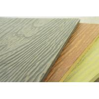 Professional Fire Resistant Fiber Cement Board And Batten Siding Customized Color Manufactures