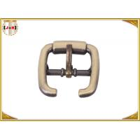 Antique Brass Edge Hole Metal Sandal Shoe Buckles Zinc Alloy Material Manufactures