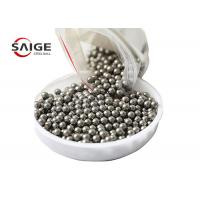 High Hardness Precision Steel Balls 2mm 3mm 5mm 6mm For Aircraft Bearings Manufactures