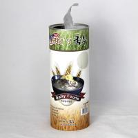 Quality Aluminum Foil Liners Paper Composite Cans Food Grade Material Dries Food Use for sale