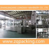 10000 BPH PET Drinking Water Bottle Filling Machine Plant Manufactures