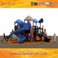 Quality Qitele Playground Galvanized Material outdoor playground equipment for sale