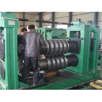 China Hydraculic Stainless Steel Coil Slitting Line Machine 0 - 80m/Min Speed on sale