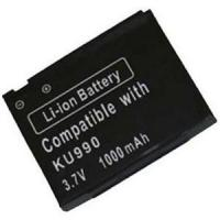 Cell phone 550N GD510 battery for LG Manufactures
