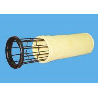 Polyester Nomex P84 FMS filter fabric non woven filter cloth for gas filtration Manufactures