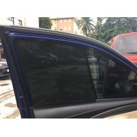 Customized 2 Pcs Front Car Window Sun Shade For Nissan With Magnetic Manufactures