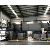 China Waste Disposal Incineration / Rotary Kiln Calcination Plant Sale on sale