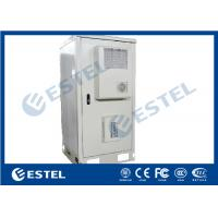 Fast Assembly Outdoor Telecom Cabinet High Integration IP65 With Battery Layers Manufactures
