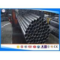 Steel Anealed Treatment Cold Drawn Seamless Tube With Black Surface STKM13A Manufactures