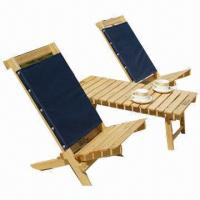 Portable Foldable Beach Chair for Fishing, Camping and Promotional Purposes Manufactures