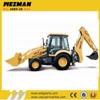 Buy cheap 7T backhoe loader, 7t tractor with bucket and digger,China backhoe loader from wholesalers