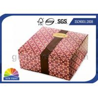 China Printed Food Packaging Box Cardboard Boxes & Luxury Chocolate Packing Box on sale