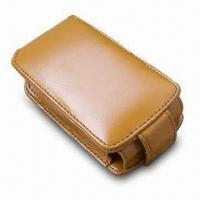 China Elegant PDA Case, Made of Genuine Leather, Customer Design are Welcome, Suitable for Tero 650 on sale