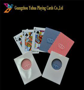 China Custom Printing Paper Casino Playing Cards Playing Cards Printing Poker Cards on sale