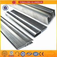 China Acid Resistant Anodized Aluminum Profiles Smooth Edges For Trains Machinery on sale