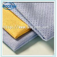 China Microfiber PU pearl cleaning cloth on sale