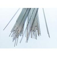 China Metal Tool Parts Tungsten Carbide Round Bar D0.8*300mm With Bright Color on sale