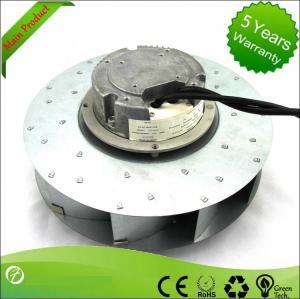 Filtering Ffu Ec Centrifugal ventilation Fans Save Electricity 145W 250mm Manufactures