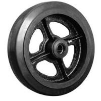 OEM Alloy Steel Casting Wheel with CNC Machining Manufactures