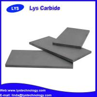 china manufacturer cemented carbide strips and plates Manufactures