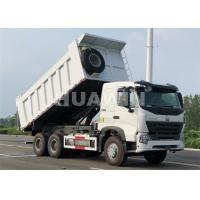 SINOTRUK Howo Mining Dump Truck Middle Lifting 30t 5400*2300*1500mm Cargo Box Manufactures
