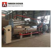 Package Low Pressure 600000 Kcal Cng Biogas Oil Fired Hot Oil Boiler For Wood Manufactures