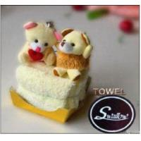Buy cheap Cute Doll Towel from wholesalers
