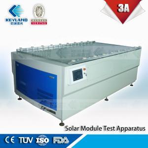 China Solar Module Test Apparatus solar simulator on sale