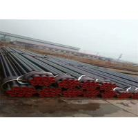 Non Alloy Ssaw Lsaw ERW Steel Pipe / Spiral Welded Steel Pipe Manufactures