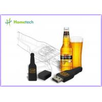 32GB Customized USB Flash Drive / SABMILLER beer custom usb memory stick 2.0 Computer Accessories Manufactures