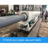 Long Life Big PVC Pipe Production Line , Plastic Water Pipe Making Machine Manufactures