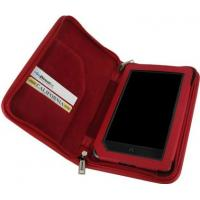 Customized Zipper Style Protective PU Leather Barnes & Noble Nook Color Cover Case Manufactures