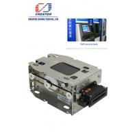 Motorized Card Reader And Writer For IC / RFID Card , Magnetic Card Reader Writer Manufactures