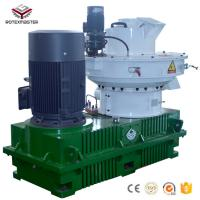 High Capacity 3-4T/H Automatic 4-5 Workers  Wood Pellet Production Line Manufactures