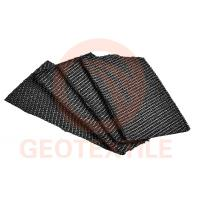 China High Tenacity Woven Geotextile Fabric , Polypropylene Black Geotextile Fabric on sale