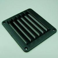 Black Transom Vent Made of ABS/PVC Manufactures