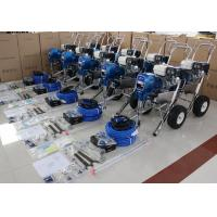 6.5HP Gas Powered Airless Paint Sprayer For House , Texture Paint Sprayer Manufactures