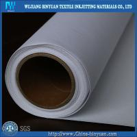 China BY-C8 Matt waterproof inkjet stretched canvasfor printing 65% polyester 35% cotton on sale
