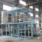 Energy Saving Low Pressure Metal Casting Machine , Aluminum Die Casting Machine Manufactures