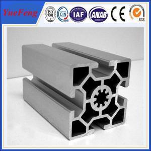Quality 6061 aluminium extrusion supplier weight of aluminum section, aluminium industry for sale