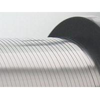 China 1.5*0.5mm Stainless Steel Flat Wire Linearity And Helix Automatic Coiling on sale