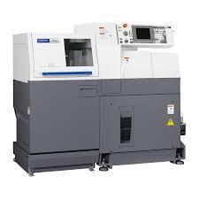 China Wood CNC Automatic Lathe , Single Spindle Automatic Lathe Machine on sale