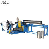 Factory price metal spiral duct making machine for round spiral pipe forming Manufactures