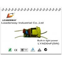 new design high PF open frame LED power driver 5w Manufactures