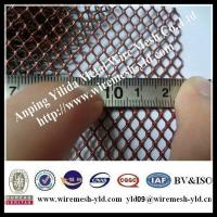Powder coated aluminum mesh for  Roof  filter system Manufactures