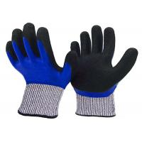 Durable Water Resistant Work Gloves XS - XL Size 15 Gauge HPPE Yarn Knitted Manufactures